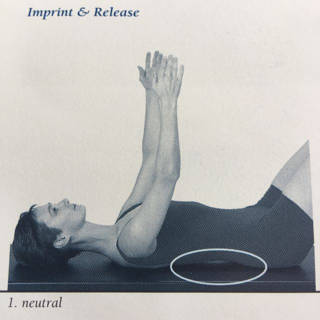How to do: Imprint And Release - Step 1