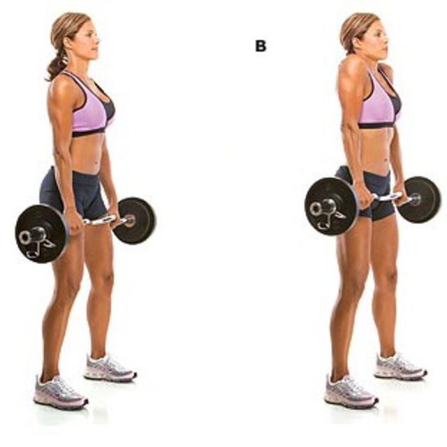 How to do: Shoulder Shrug - Step 4