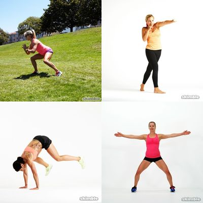 Kickbox & Other Strange Types