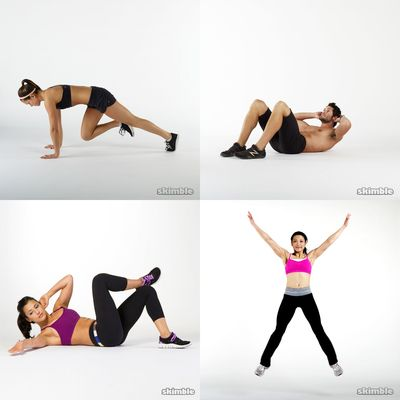Abs, Core And Back
