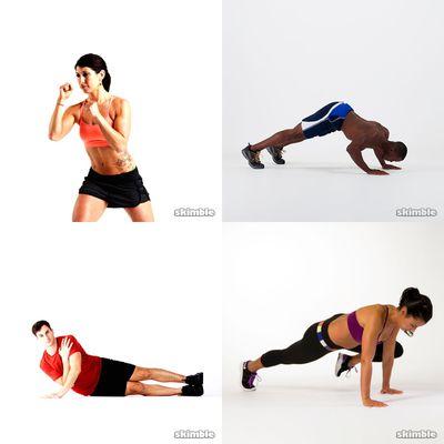full body workout - 20 min