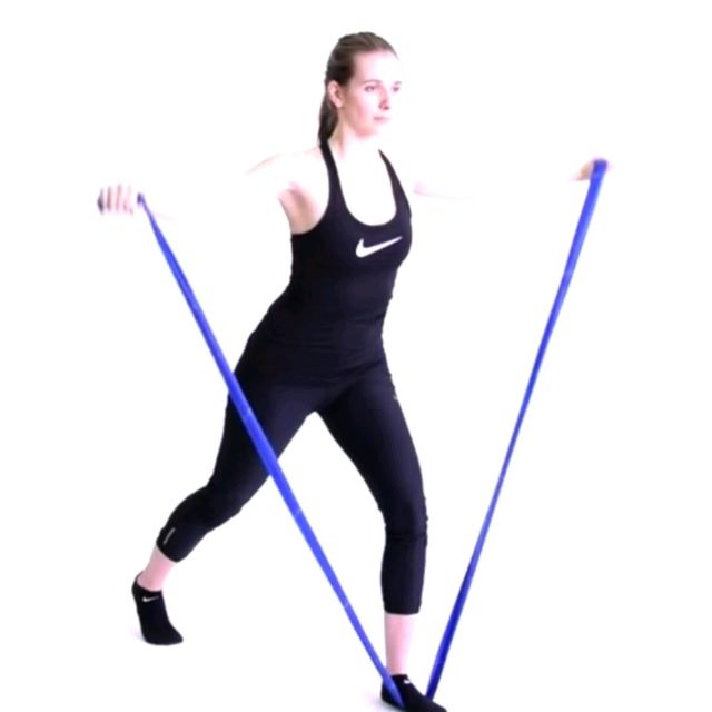 How to do: Resistance Lateral Rise - Step 1