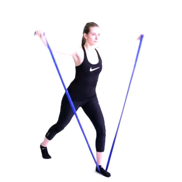 How to do: Resistance Lateral Rise - Step 2