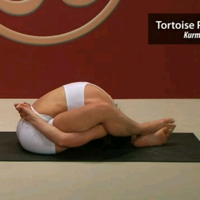 How to do: Reverse Tortoise - Step 2