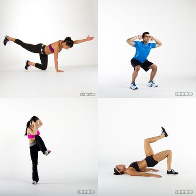 Body Weight. Beginner Guide
