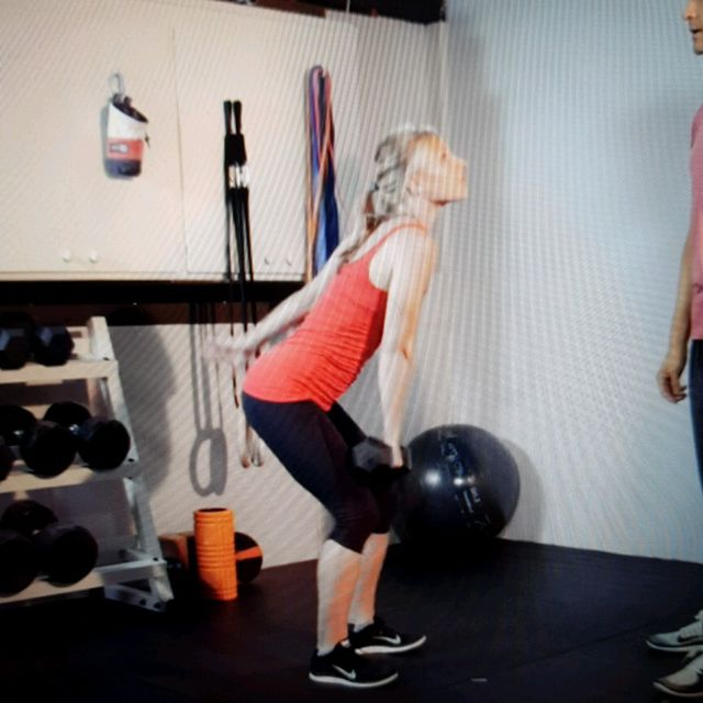 How to do: One Arm Power Snatch - Step 1