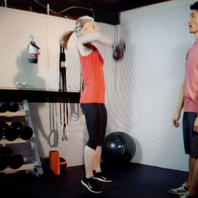How to do: One Arm Power Snatch - Step 2