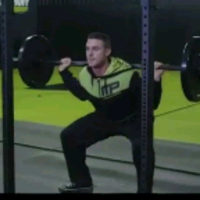 How to do: 28 Method Squats - Step 2