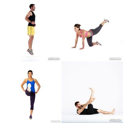 Daily Workouts(hopefully)
