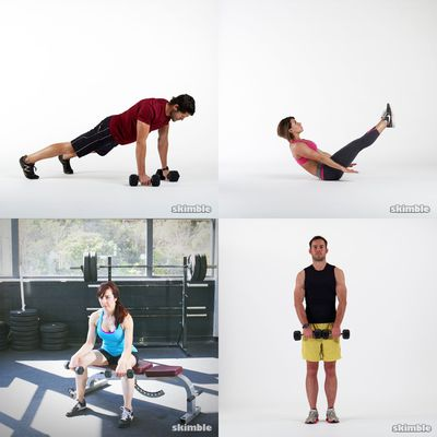 PF workout