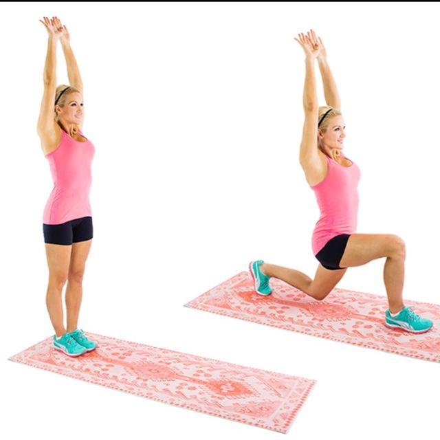 How to do: Samson Stretch - Step 1
