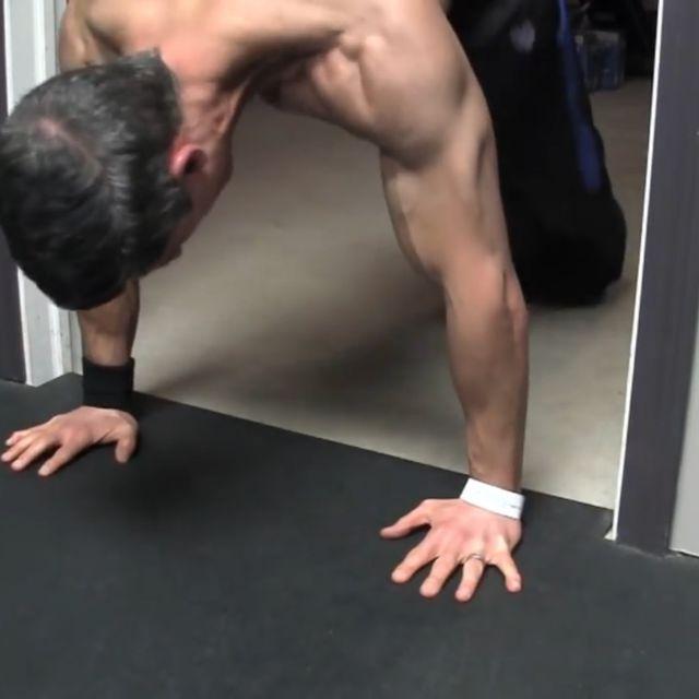 How to do: Gymnast Ab Tucks - Step 1