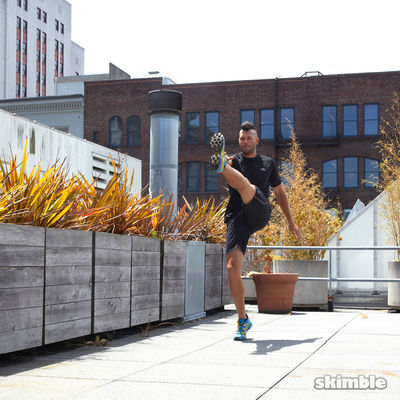Frank's Full Body Workout Day 3