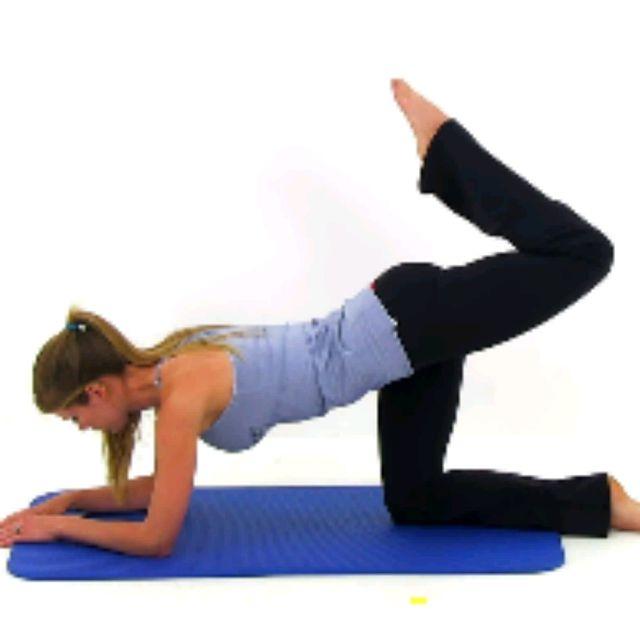 How to do: Kneeling Leg Curls - Step 2