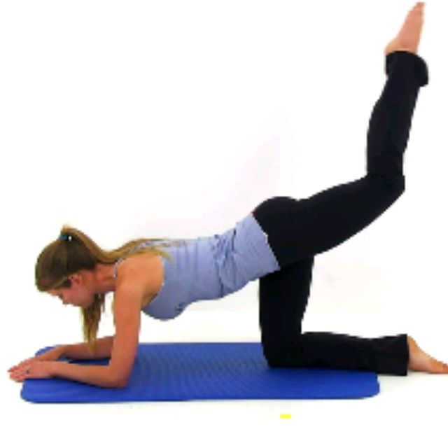 How to do: Kneeling Leg Curls - Step 5
