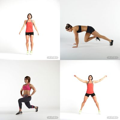 Lunch Time Workouts