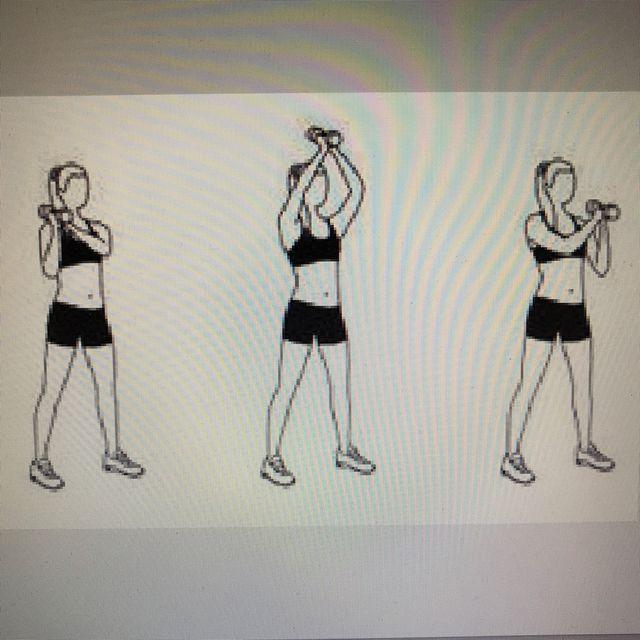 How to do: Shoulder To Shoulder - Step 1