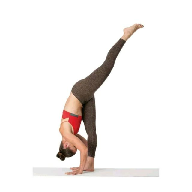 How to do: Standing Splits - Step 1