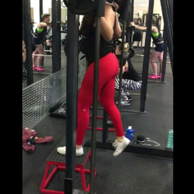 How to do: Smith Machine Step-ups - Step 3