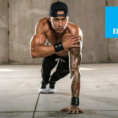 Chest/Triceps Bodyweight Workout (CS)