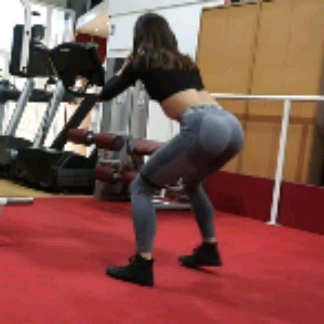How to do: Lateral Walking Squats With Band - Step 2