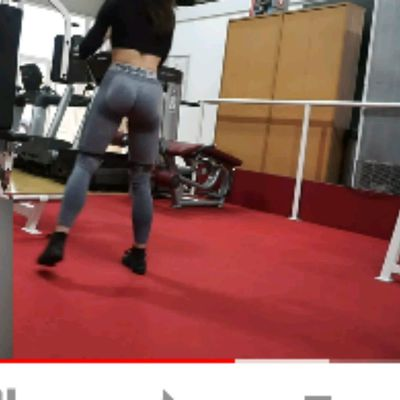 Lateral Walking Squats With Band