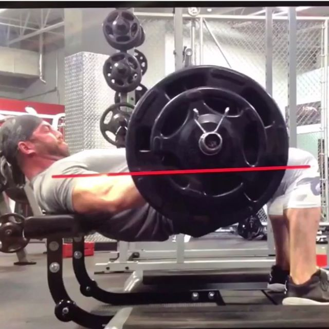 How to do: Barbell Hip Thrusts - Step 2