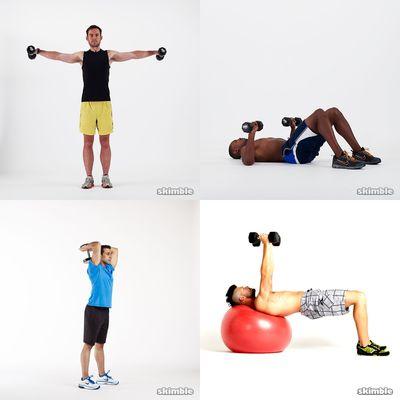 2- Musculation. Upper body