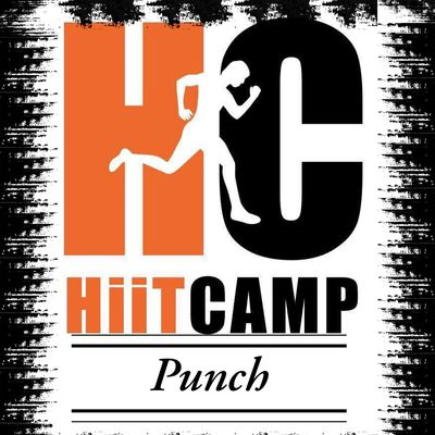HiiT Camp Punch