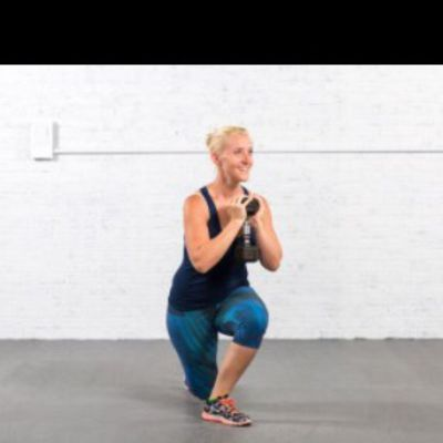 Cross Over Rear Lunges
