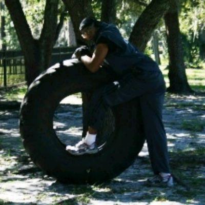 Tire Flipping
