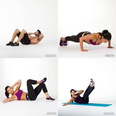core ~ abs only
