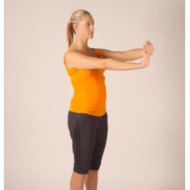 How to do: Forearm Stretch - Hand Up - Step 1