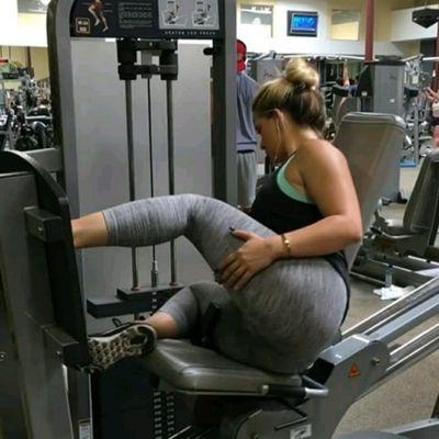 Sideways Single Leg Press