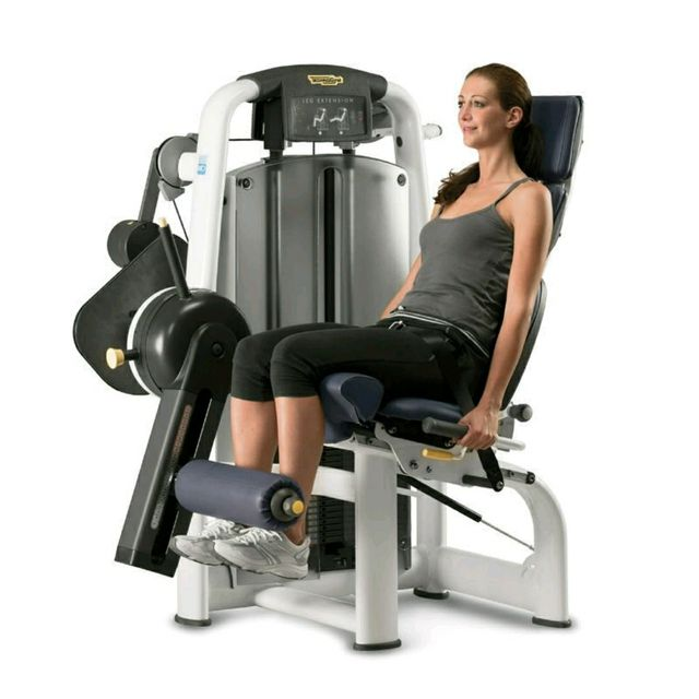 How to do: Leg Extension Machine - Step 1
