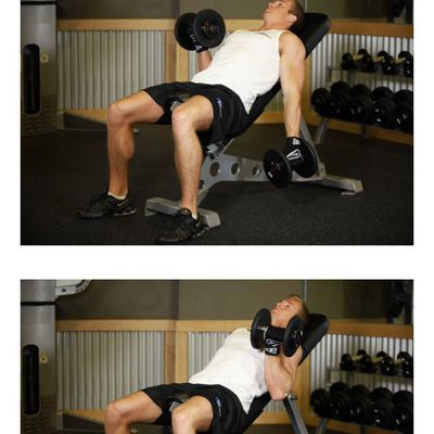 Alt Incline Db Curl