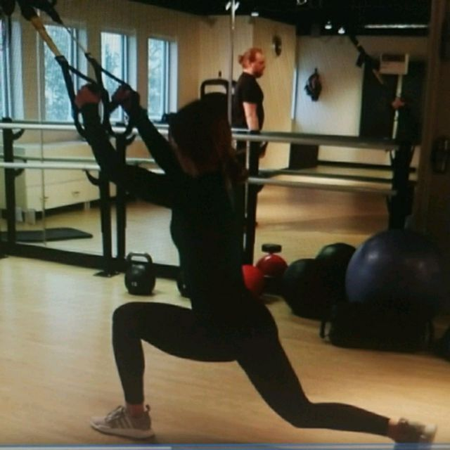 How to do: Side Lunge, Reverse Lunge, Squat - Step 1