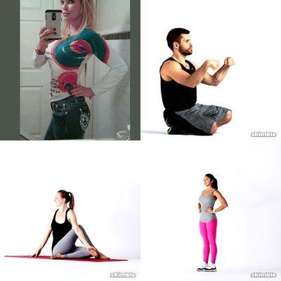 Stretches Mix *HW*