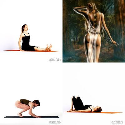 Short Yoga/Pilates Mix *HW*