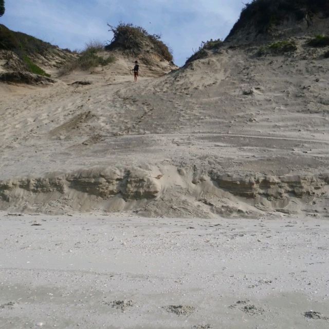 How to do: 45degree Sand Dune Circuts - Step 1