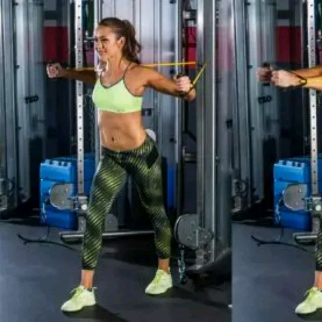 Chest Flys Exercise How To Workout Trainer By Skimble
