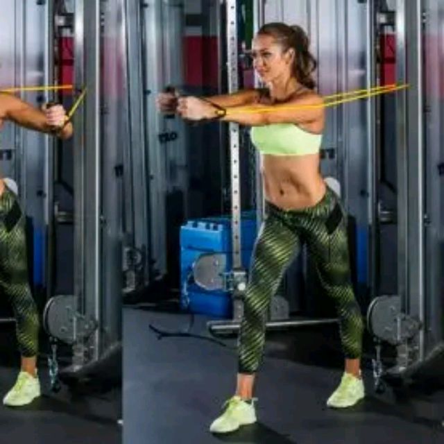 How to do: Chest Flys - Step 2