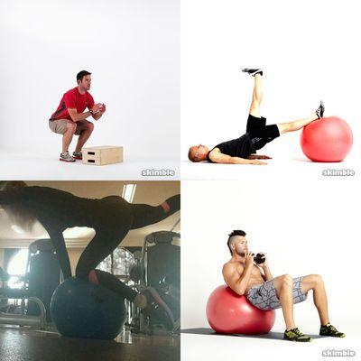 Stability Ball  HS