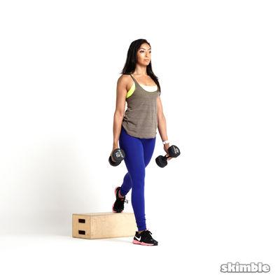 Upper Body 1- shoulders and Arms