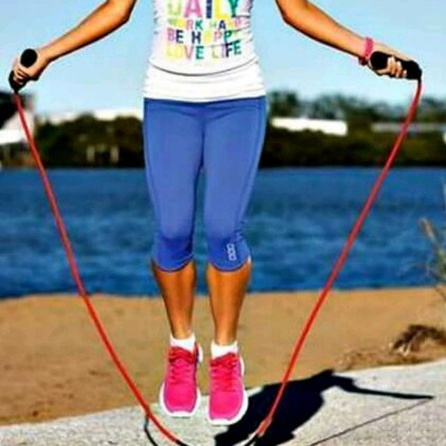How to do: Jump Rope 2.0 - Step 1