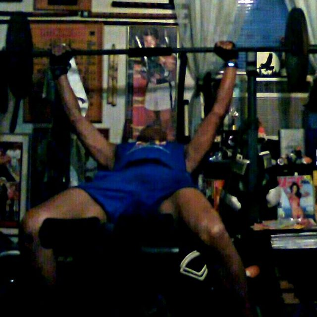 How to do: Bench Press 2.0 - Step 1