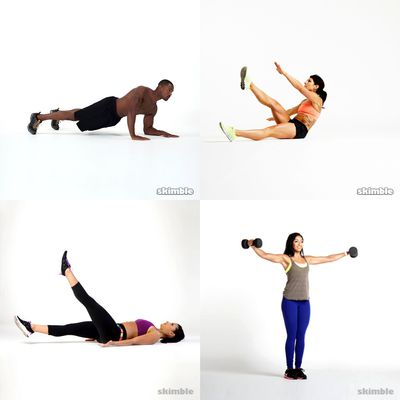 Get For get right abs