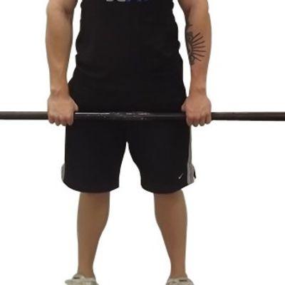 Forearm Flexor/Extensor Barbell Roll