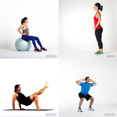 Karos Workouts