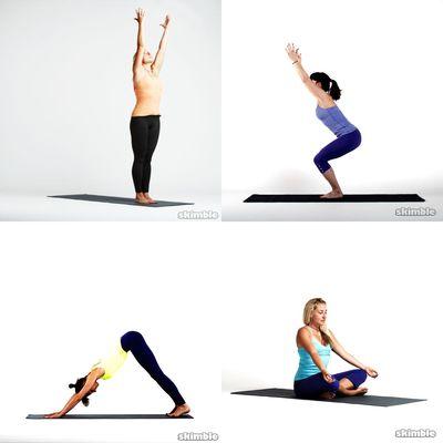 (30 minute +) Yoga